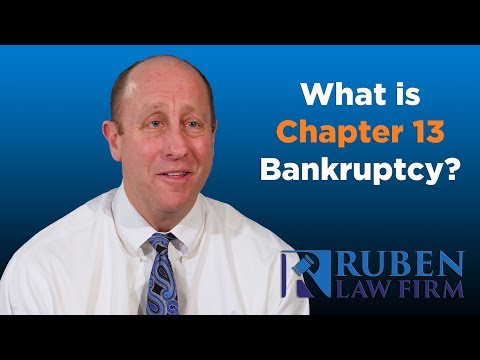 What is Chapter 13 Bankru…