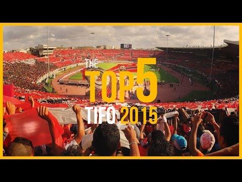 TOP 5 TIFO 2015
