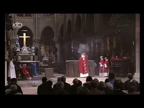 Procession et messe des Rameaux