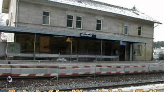 preview picture of video 'Vorspann 140 Jahre Bahnhof Ochenbruck'