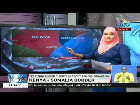 Kenya, Somalia Maritime woes