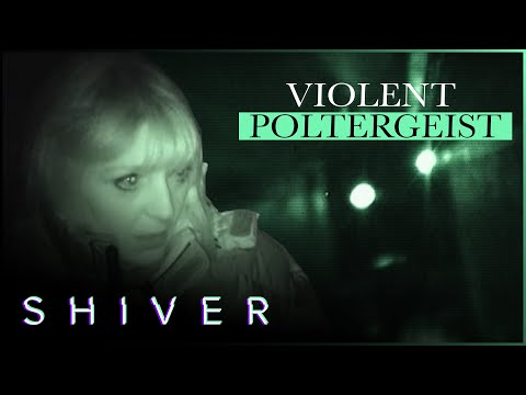 Violent Poltergeist Scares Professional Ghost Hunter To TearsMost Haunted S4 EP11Shiver