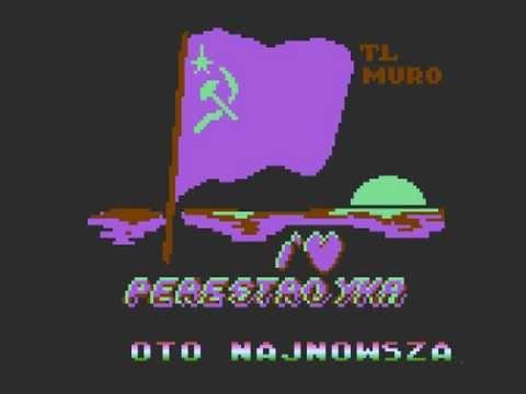 Perestroyka Demo - complete in stereo (Atari 8bit, 1989)