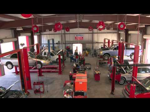 Milstead Service Center video