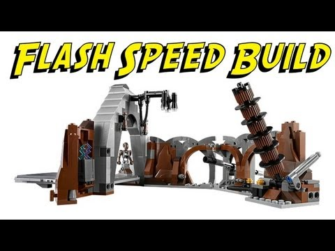 Vidéo LEGO Star Wars 75017 : Duel on Geonosis