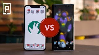 Apple iPhone XS Max vs Samsung Galaxy Note9: Too little or too much?