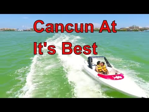 Cancun Mexico | Jungle Tour Adventure | Sky Selfie Club