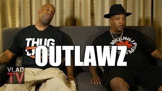 "Outlawz: 2Pac Planned ""Hit Em Up"" in Prison, Recorded Before California Love"