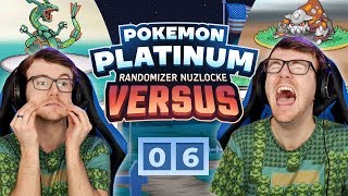 DOUBLE LUKE! • Pokemon Platinum Versus EP 06