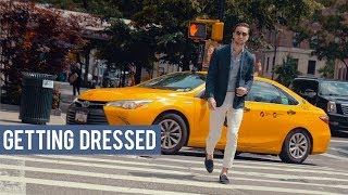 Styling A Tassel Loafer | Spring Outfit | Men's Fashion | Getting Dressed #28