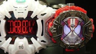仮面ライダージオウDXドライブライドウォッチKamenRiderZi-OZiku-DriverDXDriveRideWatch