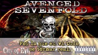 Avenged Sevenfold - BETRAYED - Legendado PTBR 720p HD