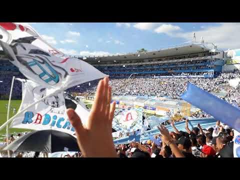 """""""RECIBIMIENTO DE ALIANZA / FINAL ALIANZA VRS TECLA"""" Barra: La Ultra Blanca y Barra Brava 96 • Club: Alianza"""