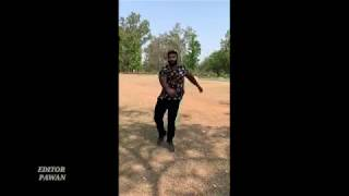 Ramnagar Akhil Pailwan Anna New Workout Video
