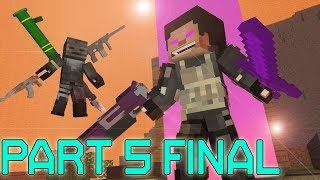 MONSTER SCHOOL :  PUBG VS FORTNITE PART 5 Minecraft Animation