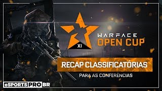 WARFACE | Recap das Classificatórias