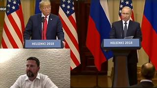 Путин дотронулся до этого!