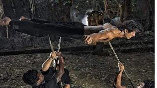 Vidyut Jamwal Live Stunts For Commando 3 Shooting Updates Vidyut