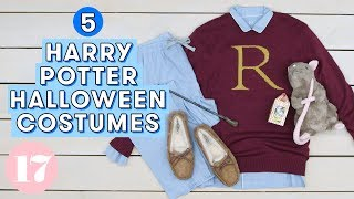 5 Harry Potter Halloween Costumes | Style Lab