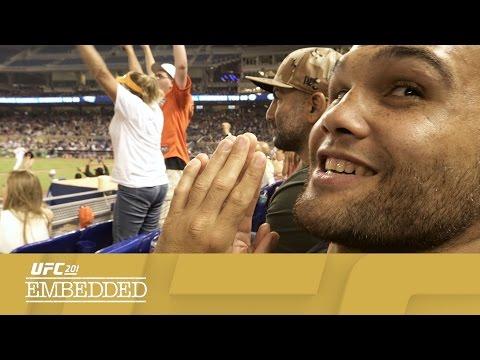 UFC 201 Embedded: Vlog Series - Episode 1
