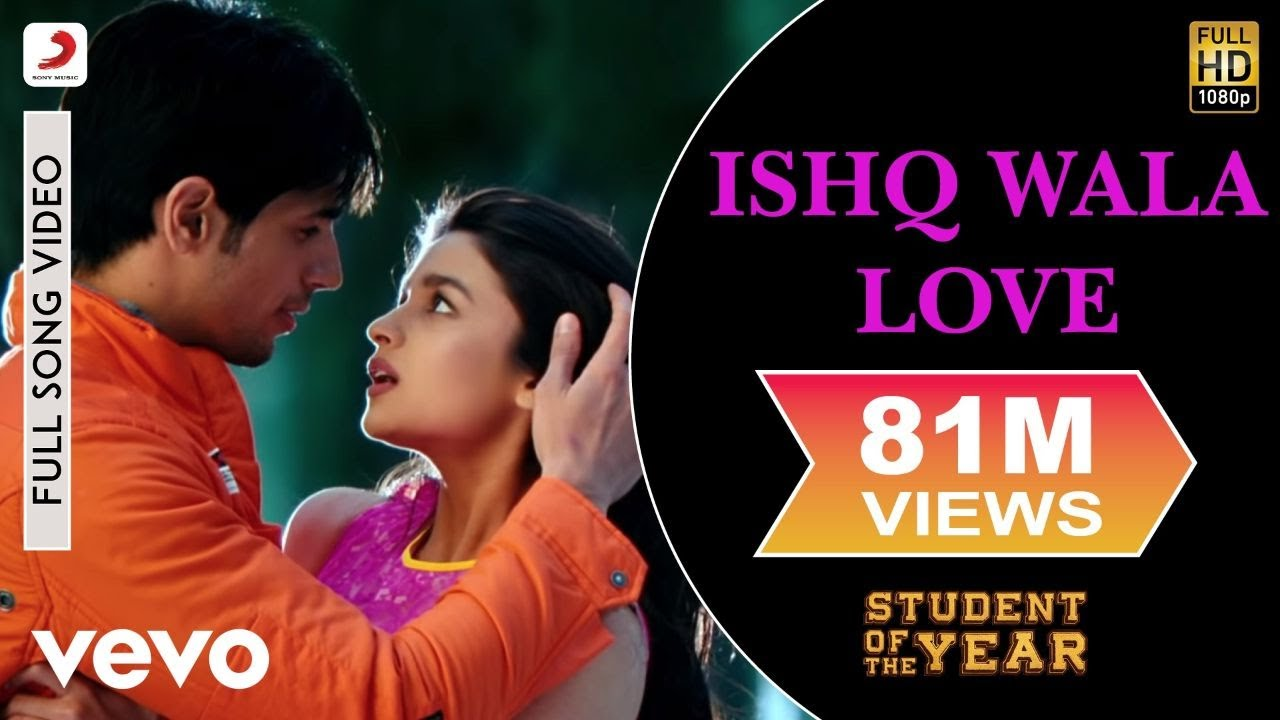 Ishq Wala Love Hindi Lyrics