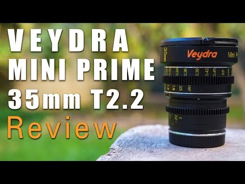 Veydra Mini Prime 35mm T2.2 Lens Review