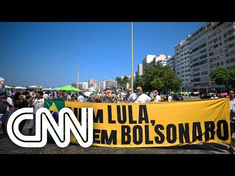 Alexandre Borges: Em manifestações, políticos testaram adesão à terceira via | LIVE CNN