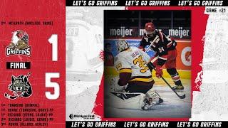 Wolves vs. Griffins | Apr. 26, 2021