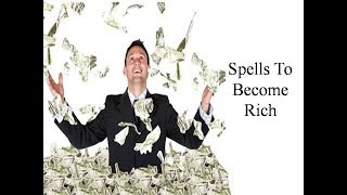 Voodoo Spells To Become Rich Very Fast in 24 Hours