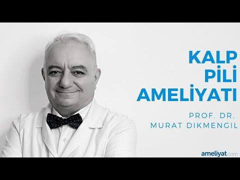 Kalp Pili Ameliyatı (Prof. Dr. Murat Dikmengil)