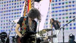 AEROSMITH 'Lover Alot' Staples Center 12-3-12 Los Angeles