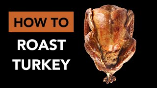How to Roast a Turkey by Master Chef Robert Del Grande