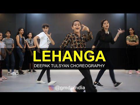 LEHANGA | Full Class Video | Jass Manak | Deepak Tulsyan Choreography | G M Dance