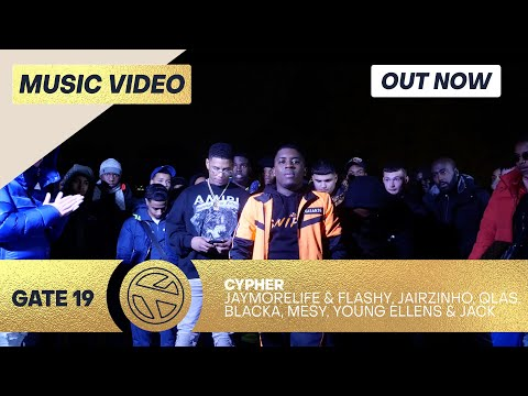 JAYMORELIFE & FLASHY, JAIRZINHO, QLAS, BLACKA, MESY, YOUNG ELLENS & JACK – CYPHER 19 (PROD. TONIC)