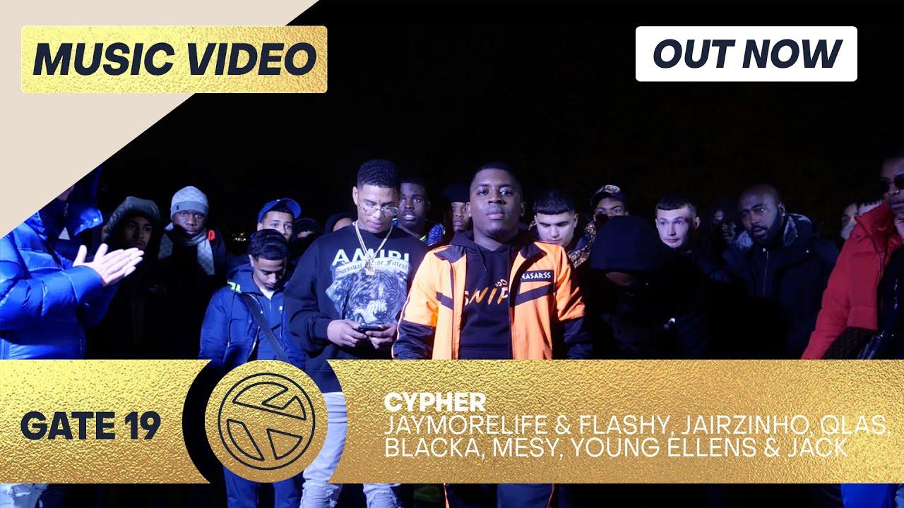 >JAYMORELIFE & FLASHY, JAIRZINHO, QLAS, BLACKA, MESY, YOUNG ELLENS & JACK – CYPHER 19 (PROD. TONIC)