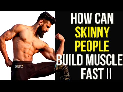 BEST Video for ECTOMORPHS (in Hindi) | HOW SKINNY PEOPLE CAN GAIN MUSCLE FAST