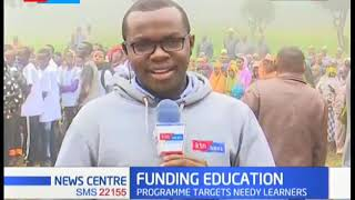Over 200 top Marsabit  pupils set to benefit from Marsabit county gov't education kitty