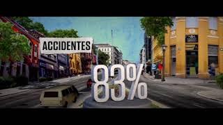 Miniatura Video Porcentaje y causas de muertes por eventos viales en Colombia.
