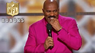 Steve Harvey Fixes All of Football's Problems in Opening Monologue | 2020 NFL Honors