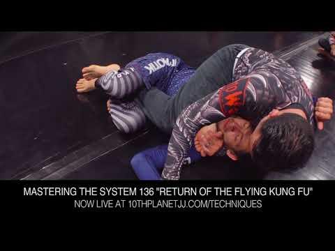 The Flying Kung Fu par Eddie Bravo