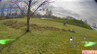 FPV Drone Freestyle Cruising
