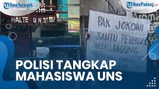 Penangkapan Mahasiswa saat Jokowi Kunjungi UNS Disorot, Sekjen PBHI Julius: Terlalu Reaktif