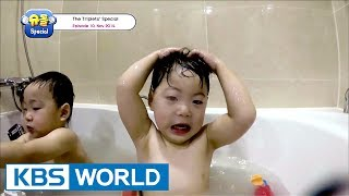 The Return Of Superman   The Triplets Special Ep.10 [ENGCHN2017.07.14]