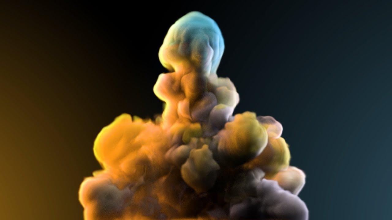 Smoke Simulation Tutorial - Blender Cycles