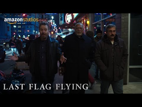 Movie Trailer: Last Flag Flying (0)