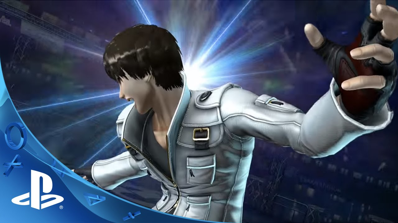 The King of Fighters XIV no PS4: Novos Detalhes