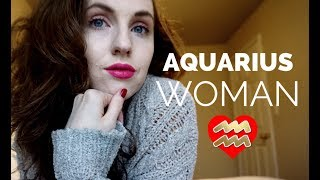 HOW TO ATTRACT AN AQUARIUS WOMAN | Hannah's Elsewhere