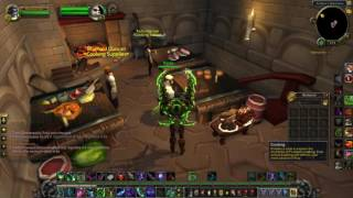 Legion Cooking - How you unlock recipes and how it works.
