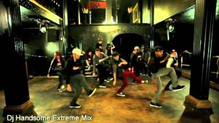ONE IN A MILLION BY AALIYAH ( DANCE COVER ) - REMIX BY DJ HANDSOME EXTREME MIX