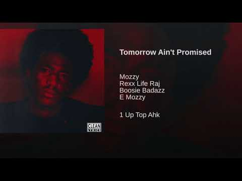 Mozzy- Tomorrow Ain't Promised ( Instrumental Remake)